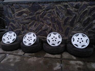 диски на 15 на ниву в Кыргызстан: Комплект дисков на Ауди с4 (в очень хорошем состоянии ) хорошему