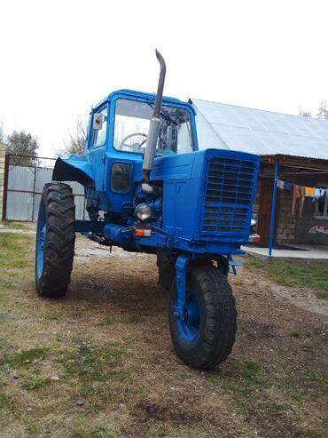 Kənd təsərrüfatı maşınları - Ağcabədi: Salam traktor ve lapetler super vezyetdedi tek tekde satilir unvan