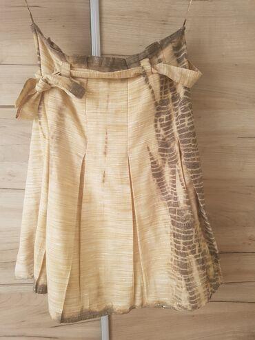 Haljine   Kostolac: Zara suknja  Nosena, ali ocuvana. Velicina L