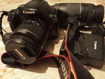 Фотоаппарат: Canon  Состояние:Отлично Цена 10000сом Тел:/