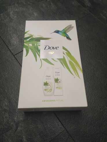 No secret b - Srbija: Dove set, 2x250 mlNourishing secrets awakening ritual gel za tuširanje