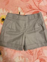 шорты теплые в Кыргызстан: Теплые шортики с подкладкой, новые, производство корея She miss. На та
