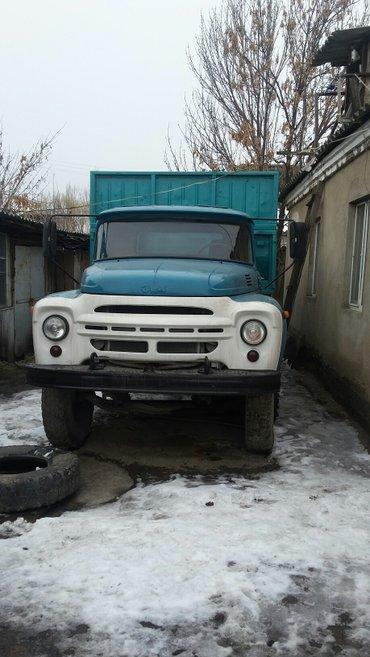 """продаю зил 130 самосвал """"сельхозник"""" или меняю на камаз самосвал бу  и в Бишкек"""