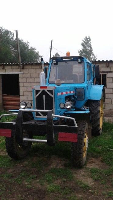 Трактор мтз80 сатылат привазной мотор в Кемин