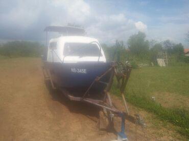 Tomos - Srbija: Metalni camac sa kabinom dva lezaja frizider sporet plin pumpa za