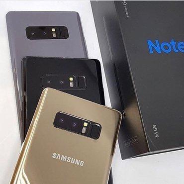 Samsung Note8 en ucuz bizde hazirda elde var! в Bakı
