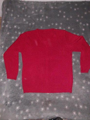 Vunica - Srbija: Džemper ženski na V izrez mekan materijal vunica