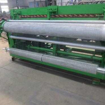 Станок для изготовления свароной сетки в рулонах цена по запросу в Бишкек