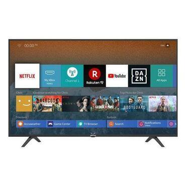 smart tv aparatı - Azərbaycan: Hisense televizor 900 azn‼️.Tep tezedir cemi 1 ay istifade olunub. 165