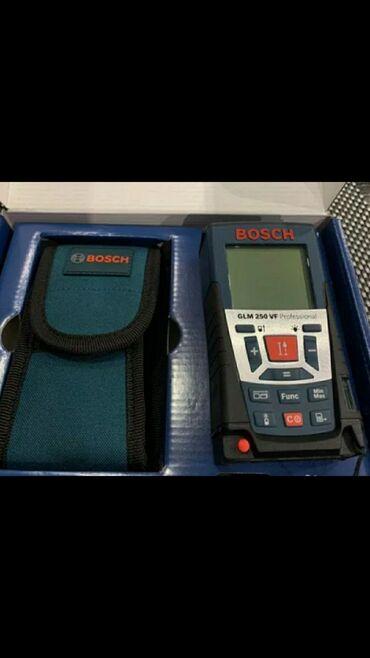 Lazer metrə 250 metr. Bosch GLM 250 VF Professional.100 % Original (