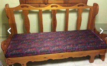 Πωλείται σαλόνι από μασιφ,ξύλο