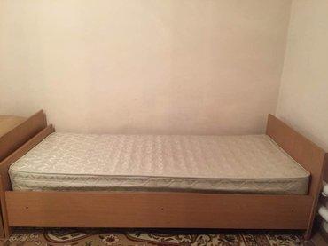 Продаю две кровати с матрацом Lina в идеальном состоянии. Размер и фот в Бишкек