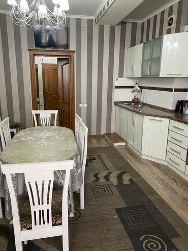 телевизора в Кыргызстан: Сдается квартира: 4 комнаты, 160 кв. м, Бишкек