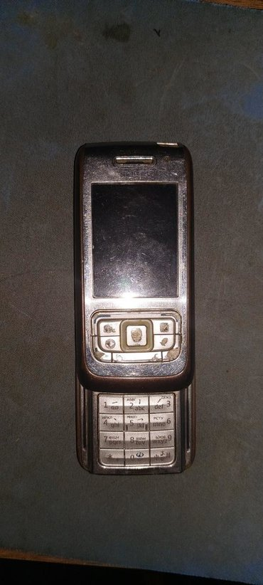 Nokia E65,problemi yoxdu!Telefon ingilis dilindədi!
