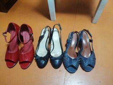 Личные вещи - Токтогул: Бу туфли сатам 1800сом