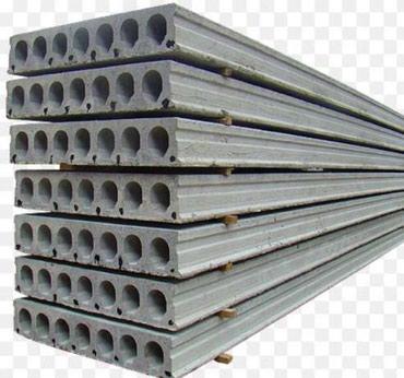 Beton pliteler satisi - Azərbaycan: Aliram Gencede beton pliteler 5-12 metr uzunluqlu en ferqi vacib deyil