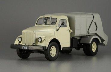 """промо модель в Кыргызстан: Коллекционная модель масштаб 1:43, Deagostini, из серии""""Авто на"""