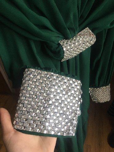 шью на заказ платье в Кыргызстан: Новое платье 52 размера! Шили на заказ! Надевали 1 раз!