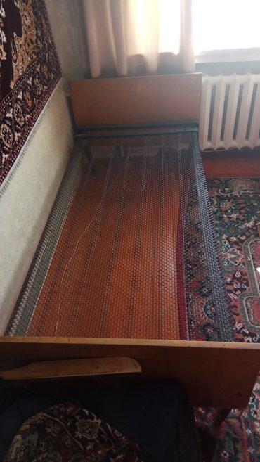 Кровать в хорошем состоянии, без доставки! в Бишкек