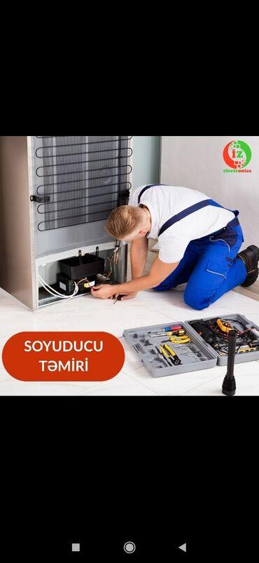 Məişət xidmətləri - Azərbaycan: Soyuducu ve telivizor temiri