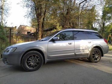 Subaru Outback 2004 in Кок-Ой - photo 3