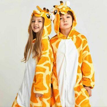 Кигуруми жираф очень мягкая и удобная