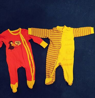 Детский слипик - Кыргызстан: Продаю детские вещи! Каинда!!! Слипики, р-р 62
