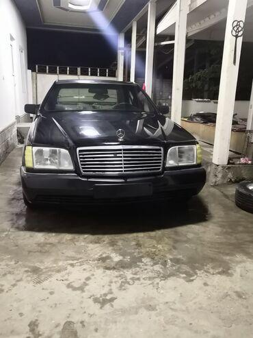 Транспорт - Кызыл-Кия: Mercedes-Benz 500 3 л. 1992