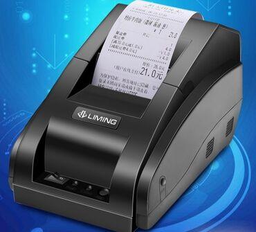 Принтер чеков bluetooth +бесплатная доставка по кыргызстану цена