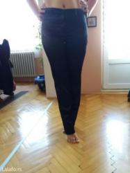 Pantalone od satena,uske. S,m velicina - Sokobanja