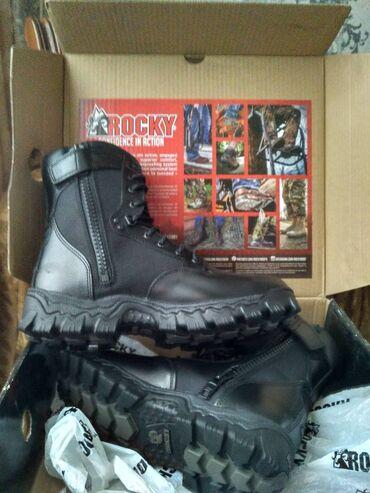 Продаю ботинки берцы известного бренда Rocky (один из американских