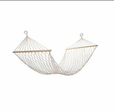 Ležaljka za odmor u obliku mreže istkane od pamučnih niti Dimenzije