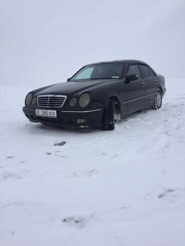 Mercedes-Benz 220 2.2 л. 2001 | 400000 км