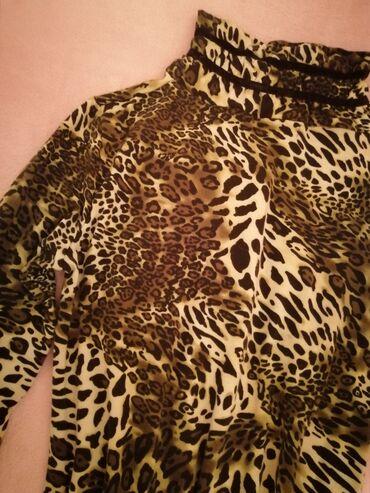 Izuzetna topla Nova Animal print izuzetna haljina.Fantastican