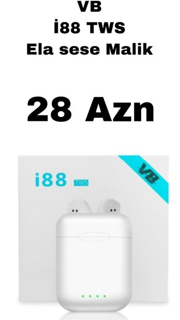 Airpods p30 max - Azərbaycan: Airpods İ88