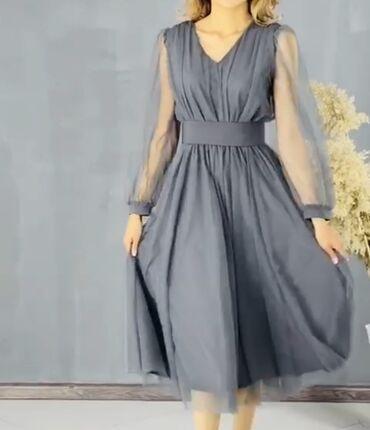 waggon платье в Кыргызстан: Воздушное вечернее платье