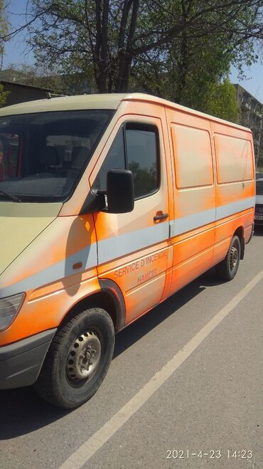 Mercedes-Benz Sprinter 2.9 л. 1997 | 60000 км