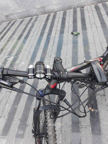 Bakı şəhərində Focus 29r velosipedi