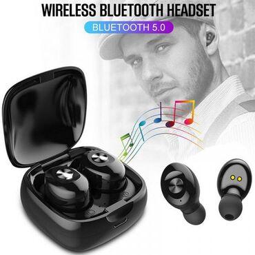 Arxa növü kamera - Azərbaycan: XG12 TWS Bluetooth 5.0 simsiz stereo qulaqlıqlarıKateqoriya