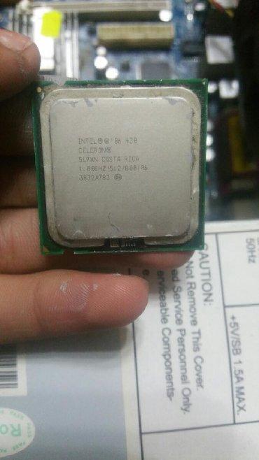 процессоры coffee lake восьмое в Кыргызстан: Рабочий процессор  Intel celeron 430