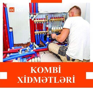 Təmir | Kombi | Zəmanətlə, Evə gəlməklə