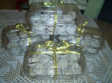 Domaci kolaci - vanilice po bakinom receptu! Vrlo ukusne tope se dok - Sid