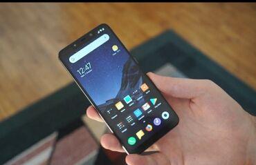 джойстики atrix в Кыргызстан: Б/у Xiaomi PocoPhone F1 64 ГБ Серый