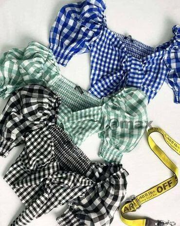 _New Zara Crop Shirt_Velicine:S M L Boje:Plava,Mint i