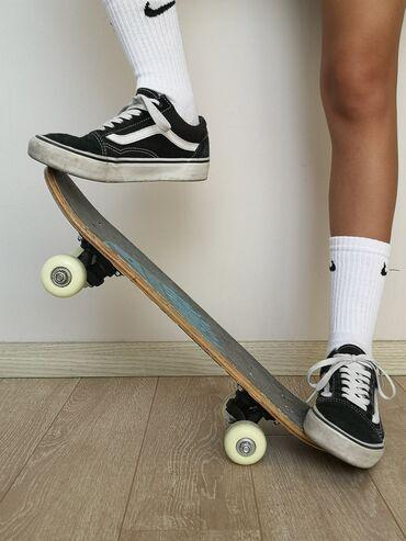 Mini Skateboard σε πολύ καλή κατάσκαση 50χ15cm