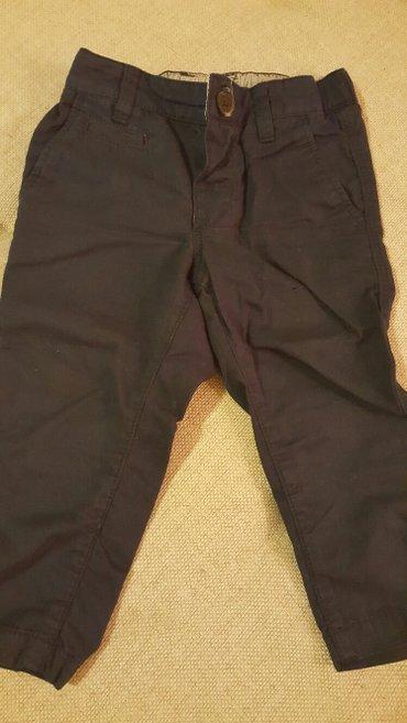 Teget pantalone  hm br 74 - Pozarevac