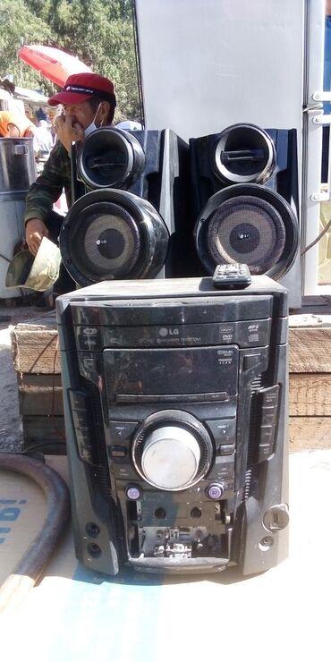 video-cassette-player в Кыргызстан: Продам музыкальную аппарат, можно сделать как DVD и кинотеатр. Состоян