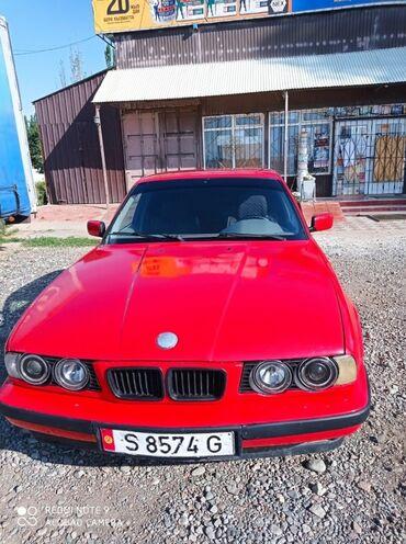Автомобили - Чок-Тал: BMW 520 1.8 л. 1993 | 255555 км