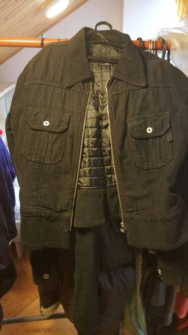 Somot jakna na zip onix fashion - Pozarevac
