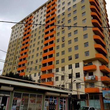 Beyləqan şəhərində Bina yeni tikilidi xirdlanin merkezindedi Heyder parkina misir parki 1
